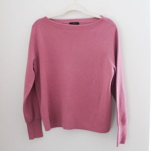 J. CREW | Women's Sweater Dusty Rose Large
